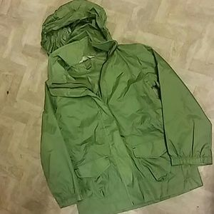 Lands Ends raincoat